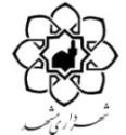 پروژه ارتینگ - صاعقه گیر -شهرداری مشهد - گروه مهندسی ناب صنعت