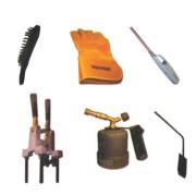 تجهیزات جوش اگزوترمیک - کیت کار جوش - ناب صنعت بارثاوا